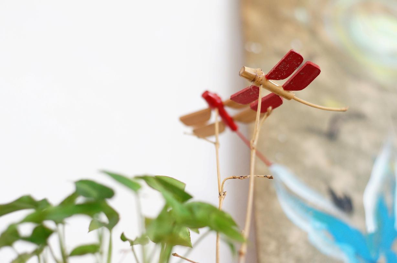 阿蘇マロンの樹 竹とんぼ?