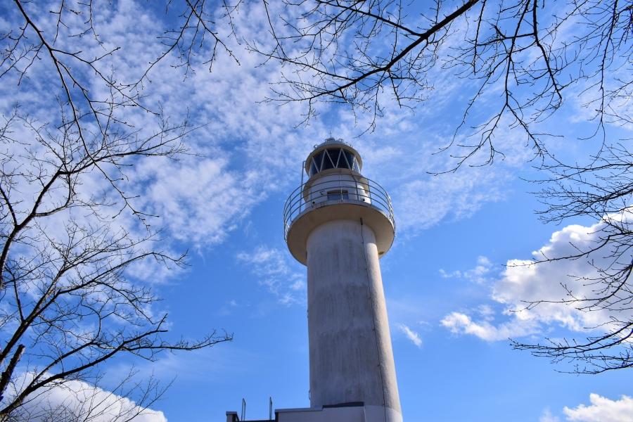 四ツ山公園 灯台