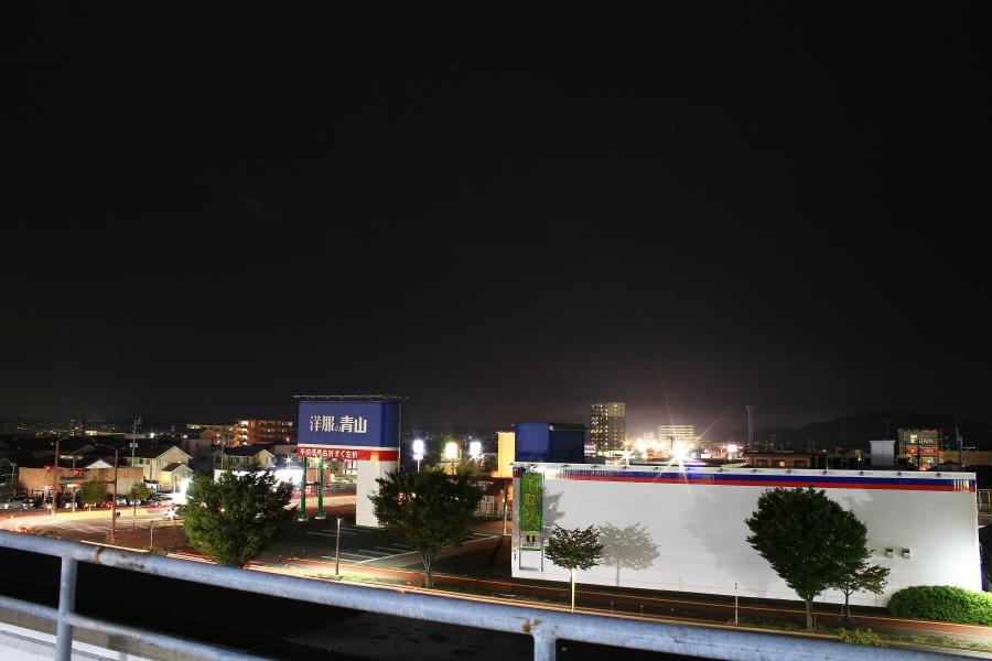 夜景撮影の練習