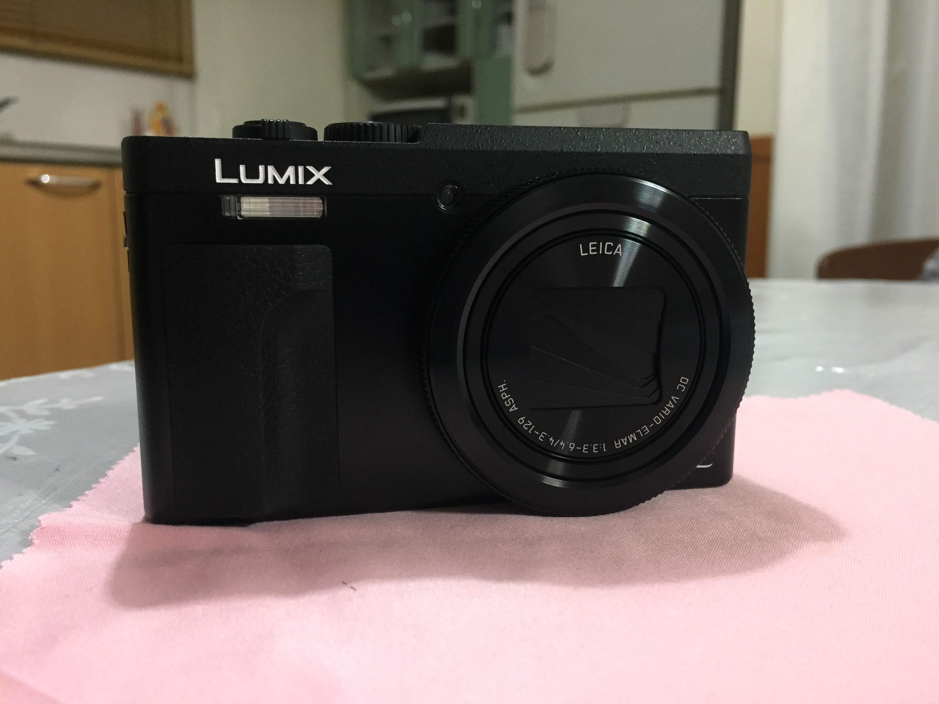 Panasonic LUMIX DC-TZ90を買いました