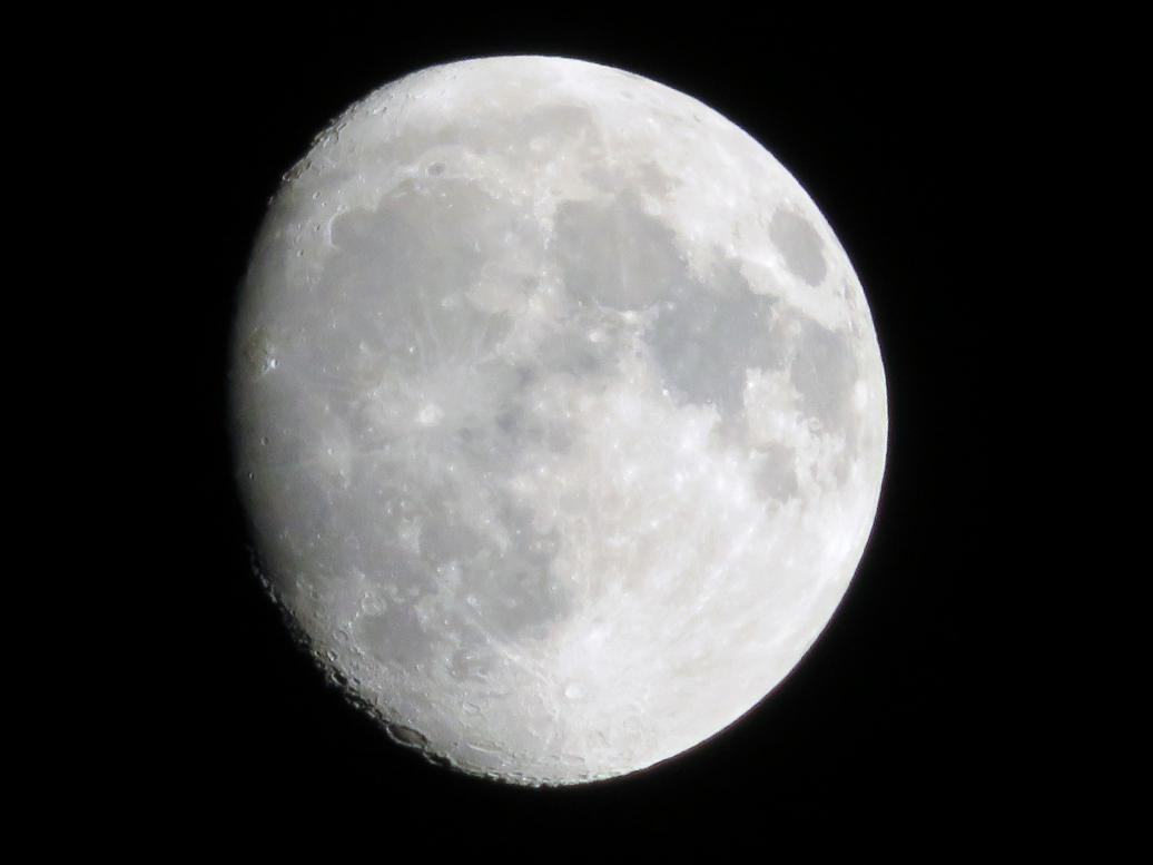 十三夜の名月